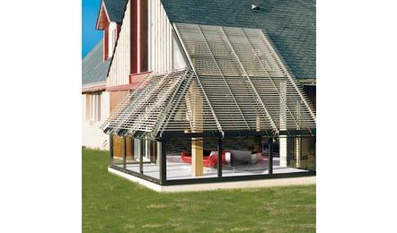 brise soleil klimastor automatismes et portes paris. Black Bedroom Furniture Sets. Home Design Ideas